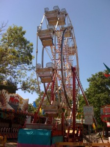 Ferris Wheel at the Carnival