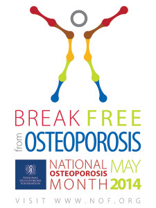 May Osteoporosis Month